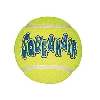 Air Kong Squeaker Tennis Ball