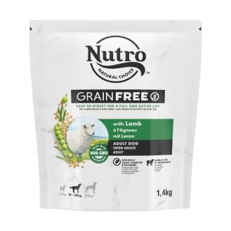 Nutro - Alimentation sans céréales pour chien