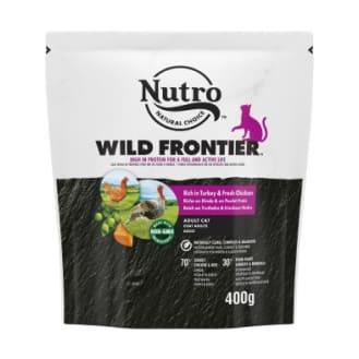 Nutro - Alimentation sans céréales pour chat