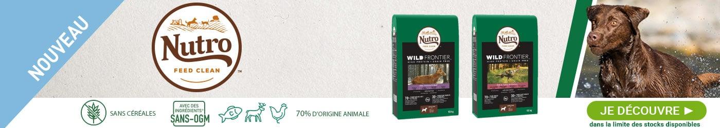 Nutro Wild Frontier pour chien