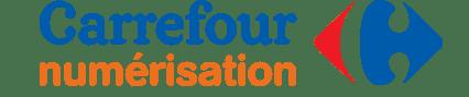 logo Carrefour Numérisation