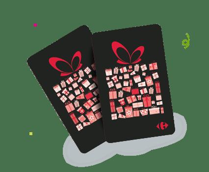 Dotation : Carrefour Cartes Cadeaux