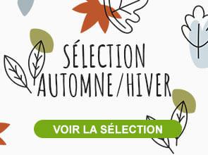 La sélection automne hiver