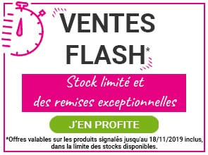 Les Ventes Flash