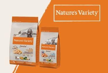 Nouveauté : Nature's Variety