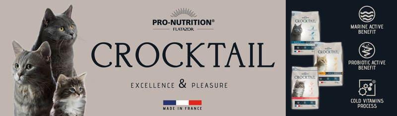 Flatazor - Croquettes Crocktail Pro-Nutrition