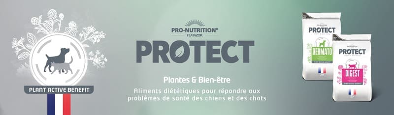 Flatazor - Croquettes Protect de Pro-Nutrition