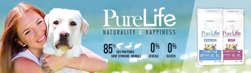 Flatazor - Pure Life Chien Pro-Nutrition
