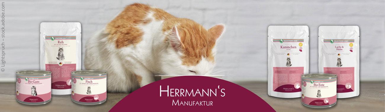 Alimentation SANS CEREALES - HERRMANN'S MANUFAKTUR