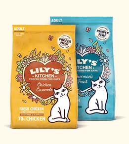 Lily's Kitchen : croquettes pour chat