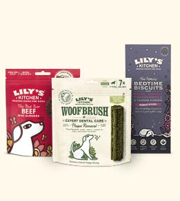 Lily's Kitchen : friandises pour chien