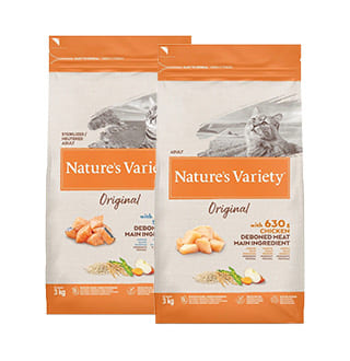 Nature's Variety : croquettes pour chat
