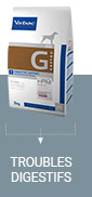 Virbac Vet HPM G Digestive Support chien