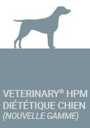 Nouvelle gamme de croquettes diététiques, VETERINARY HPM® Chien