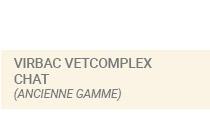 Ancienne gamme de croquettes diététiques, VETCOMPLEX Chat