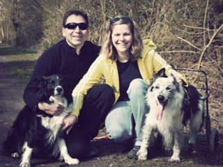 L'association Les Tri'Pattes soutient les animaux handicapés
