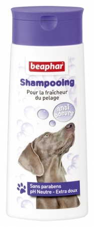 Shampooing pour chien anti-odeurs 250 ml