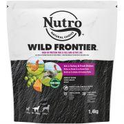Nutro Wild Frontier Chien Dinde & Poulet