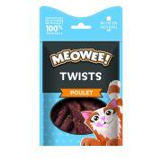 Meowee! Chat Twists au Poulet, sachet
