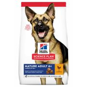 Hill's Science Plan Chien Mature Adult 6+ Large Breed Poulet