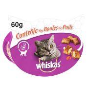 Whiskas friandises Contrôle des boules de poils, boîte