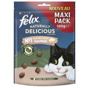 Friandises Felix pour chat, au saumon et épinard