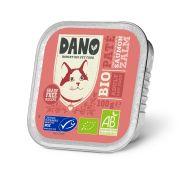 Dano Chat Barquette Bio Saumon