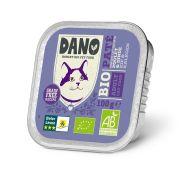 Dano Chat Barquette Bio Poulet et Dinde