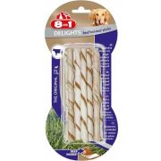 8in1 Delights Twisted Sticks Bœuf