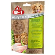 8in1 Freeze Dried Poulet/Pois