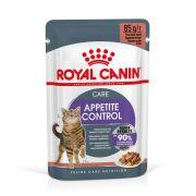 Royal Canin Chat Appetite Control Care en Sauce, sachet