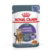 Royal Canin Chat Appetite control Care en gelée, sachet