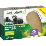 Actiplant Shampooing Solide Poils Noirs