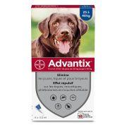 Advantix Pipettes Antiparasitaires Grand chien 25 – 40 kg
