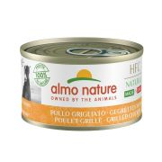 Almo Nature Chien HFC Natural Made In Italy Poulet Grillé