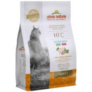 Almo Nature Chat Adult Sterilised HFC Poulet