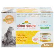 Almo Nature Chat HFC Light Filet de Poulet