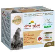 Almo Nature Chat HFC Light Thon et Crevettes