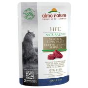 Almo Nature Chat HFC Natural Plus Thon Skipjack