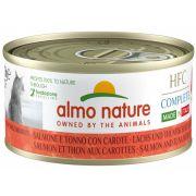 Almo Nature Chat HFC Saumon Thon - Boîte