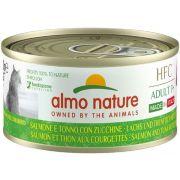 Almo Nature Chat Senior HFC Saumon Thon - Boîte