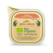 Almo Nature Chien Adult Bio Organic Saumon - Barquette