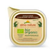 Almo Nature Chien Adult Bio Organic Veau et Légumes - Barquette
