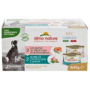 Almo Nature Chien HFC Multipack Agneau Saumon