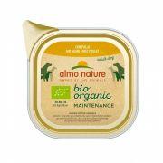 Almo Nature Chien Bio Organic Poulet – Barquette