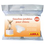 Anka couches-culottes jetables