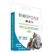 Biospotix Collier Répulsif Antiparasitaire Chat et Chaton
