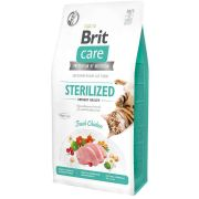 Brit Care Chat Sterilized Urinary Health