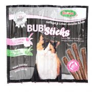 Bubi Sticks Volaille et Foie pour chat adulte