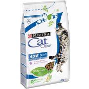 Croquettes Cat Chow à la dinde pour chat stérilisé